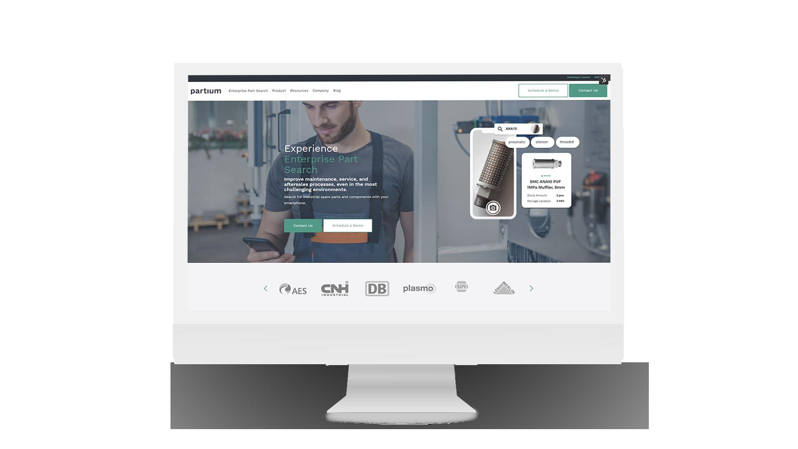 Partium_PR-website-screen